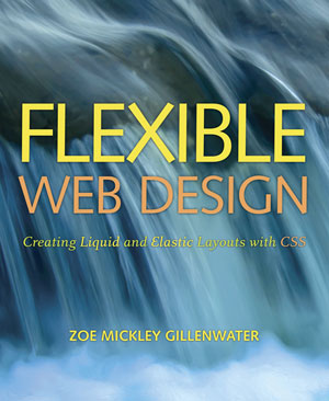 Flexible Web Design book cover